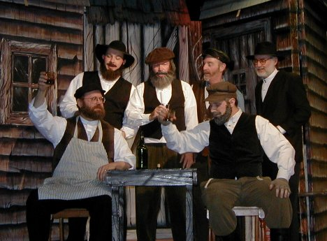 Fiddler On The Roof The Misawa Theatre Guild
